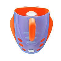 Органайзер в ванную Babyhood BH-706 Оранжево-голубой
