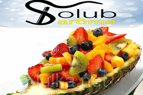 Ароматизатор Solubarome Fruit Cocktail (Фруктовый коктейль) 5 мл.