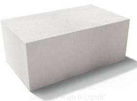Блок газобетон UDK  600Х200Х375 газоблок стеновой, фото 3