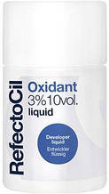 RefectoCil Oxidant 3% Liquid - 3% окислитель жидкий, 100 мл - 200 окрашиваний