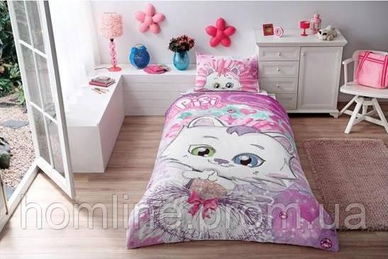 Постельное белье Tac Disney Pisi Princess 160*220 подростковое