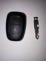 Корпус ключа Renault Trafic 01->14 Китай