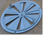 Дампер центробежного вентилятора Dundar 12.2