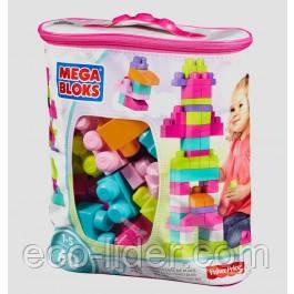 Конструктор в мешке (60 дет.) Mega Bloks, 2 вида, 12 мес+