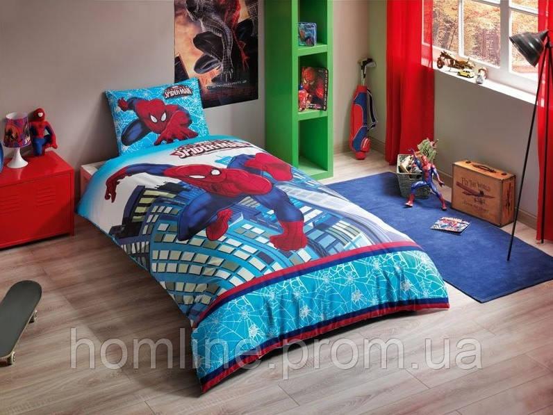 Постельное белье Tac Disney Spiderman Ultimate 160*220 подростковое