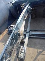 Рихтовка, ремонт рам грузовых автомобилей, прицепов, в том числе алюминиевых.