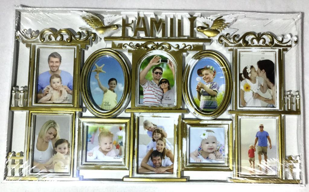 Коллаж  на 10 фото Family (WK01) 013-15