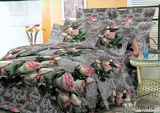 """Двуспальный комплект постельного белья 180*220 из полиэстера """"Джульетта"""""""