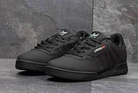Чоловічі зимові  кросівки  Adidas  Calabasas  (3574) чорні