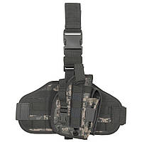 Набедренная кобура для пистолета MFH 30708Q