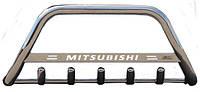 Кенгурятник WT на Mitsubishi L-200 (c 2016---) Митсубиси Л 200 PRS