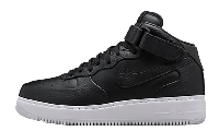 Мужские кроссовки NikeLab Air Force 1 Mid Black
