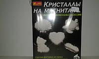 Набор для научного творчества кристаллы на магнитах 12126004р