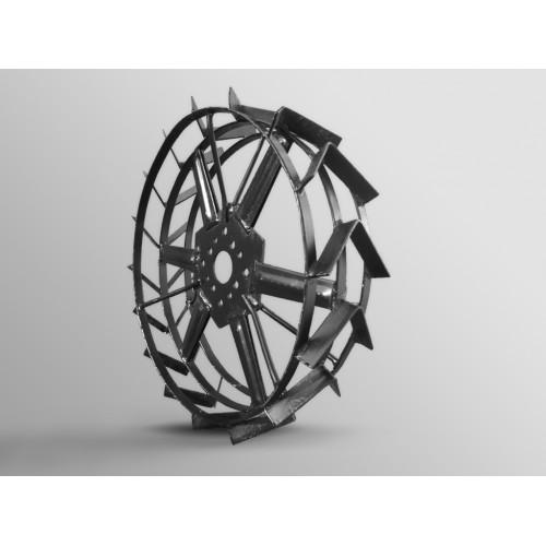 Колеса металеві, грунтозачепи 56 см, грунтозацепы