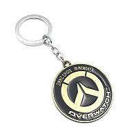 Брелок GeekLand Овервотч Overwatch Logo OW.10.003