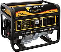 Бензиновый генератор Forte FG3500E (2,5 кВт)