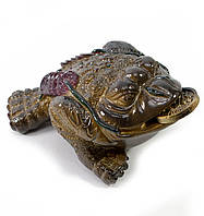 Жаба с монетой (12х7х5,5 см)