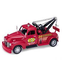 Chevrolet Tow Truck модель машинки Welly