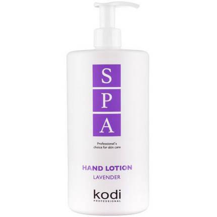 Лосьон для рук Kodi Professional (Лаванда) 1000 мл., фото 2