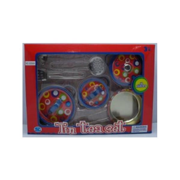 Набор посуды детский 7 предметов S084H