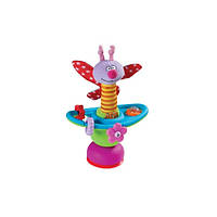 Игрушка на присоске Цветочная карусель Taf Toys
