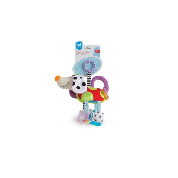 Развивающая погремушка Смышлённый Пёсик Taf Toys