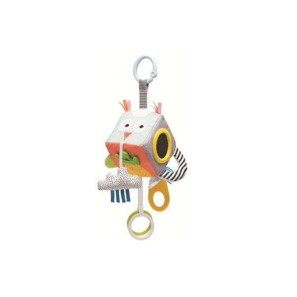 Развивающая игрушка-кубик Весёлые Зверушки Taf Toys