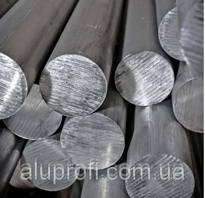Круг алюминиевый ф 15мм 6060, АД31Т5, 6065