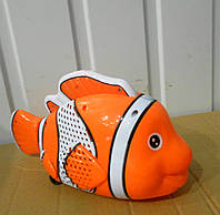 Музыкальная рыбка Немо 7713, фото 1