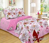 Комплект постельного белья поликоттон TM TAG полуторный XHY511