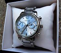 Кварцевые наручные часы в стиле Versace УНИСЕКС