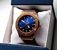 Стильные Мужские кварцевые наручные часы HUBLOT