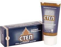 Степ, крем дезодорант для ног (противогрибковое, противовоспалительной, убирает запах, потливость