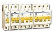 Автоматические выключатели, фото 1