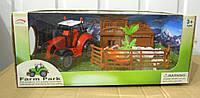 Игровой набор Трактор с фермой