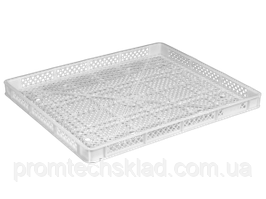 Ящик-лоток для хлеба  745х625х60 мм Белый