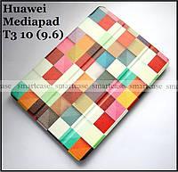 Color Blocks чехол книжка Huawei Mediapad T3 10 (9.6) AGS-L09 модель TFC ультратонкий