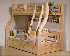 Двухъярусная кровать детская Мария 1, фото 2