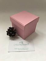 Подарочная коробочка 7*7*7 см