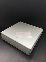 Подарочная коробка со съемной крышкой 20*20*5 см
