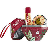 Набор бальзам для губ и масло для кутикулы Burt´s Bees Multi 2-Pack Holiday Gift Set ГРАНАТ