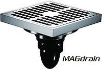 G2 Трап сливной MAGdrain хром, 100х100 мм Н-65