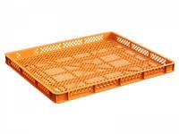 Ящик-лоток для хлеба 745х625х60 мм Терракотовый