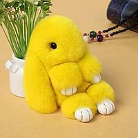Брелок Кролик Жёлтый