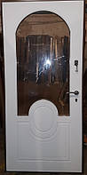 Входная дверь модель Т-1-3 68 vinorit-05 СКЛО