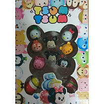 Набор фигурокTsum TsumDisney (Цум - цум Дисней) 10 игрушек