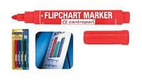 Маркер Centropen Flipchart 8550 Черный