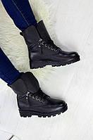Модные ботинки зимние женские 36,37 размер