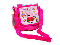Детская сумка swinka peppa 47206 розовая