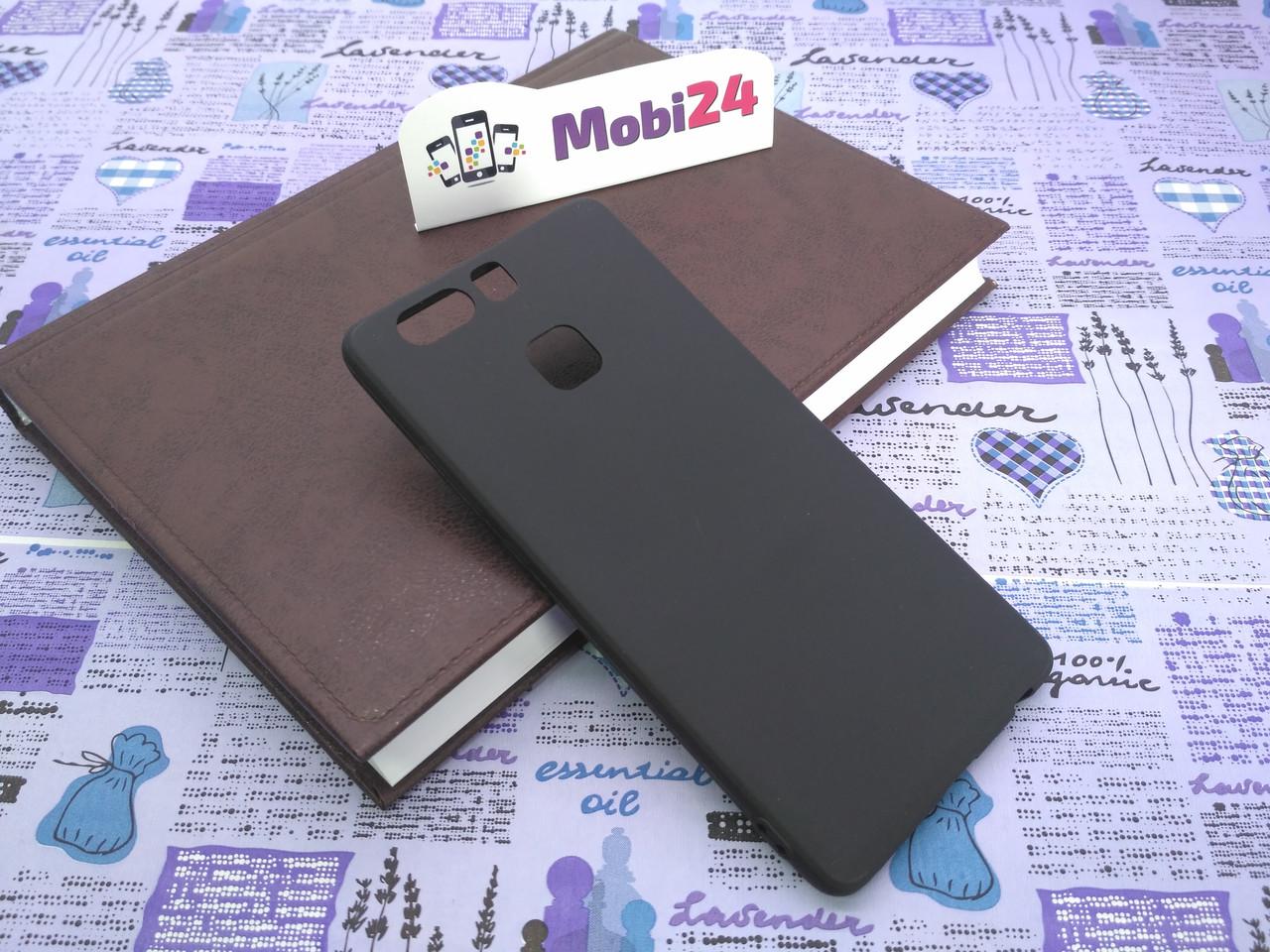 TPU чехол Huawei P9 Plus (Black)